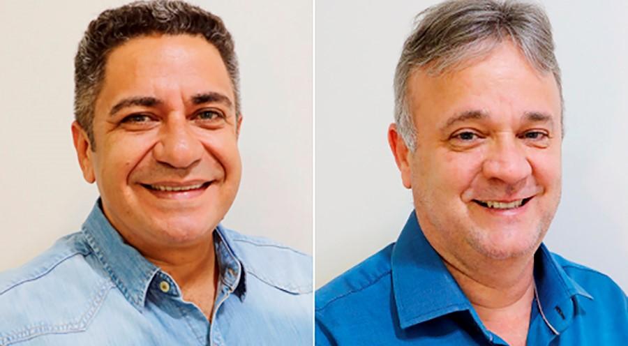 Robson e Mauro