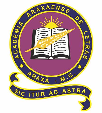 Logo Academia  Araxaense de Letras